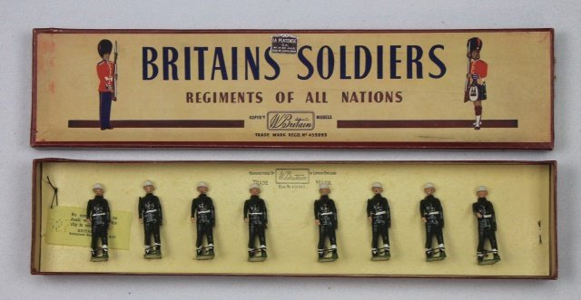 Britains Set #2021 US Military Police