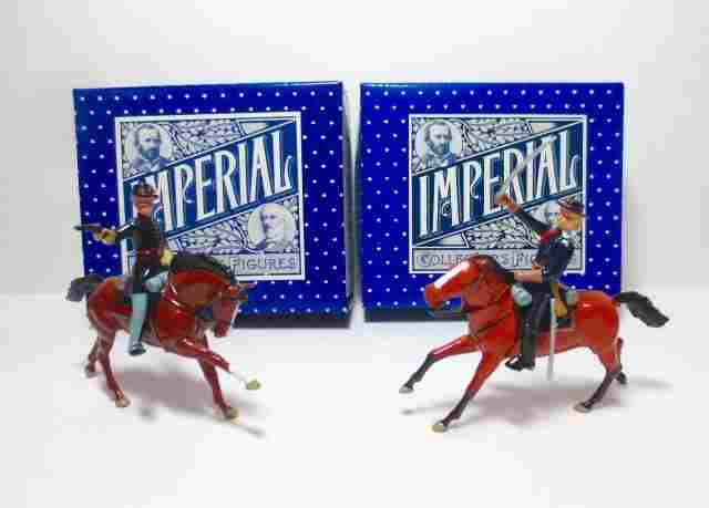 Imperial Sets No. 22 and No. 16