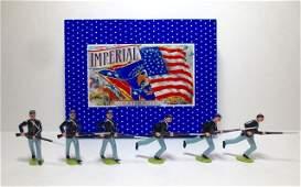 Imperial Set No. 6 Union Infantry Civil War
