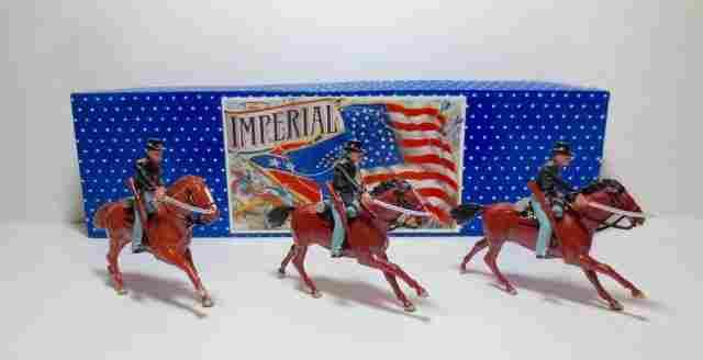 Imperial Set No. 15 Union Cavalry Civil War