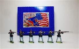 Imperial Set No. 5 Union Infantry Civil War