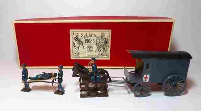 Mignot American Civil War Ambulance Boxed Set