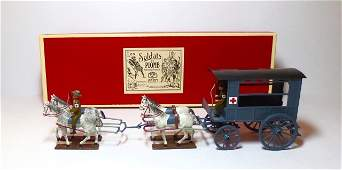 Mignot American WW1 Ambulance Boxed Set