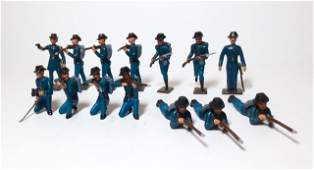 Mignot ACW Union Army Firing Assortment
