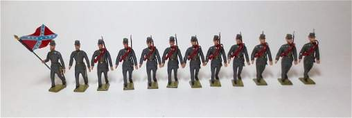 Mignot ACW Confederate Army Assortment