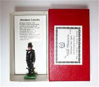 Wall Miniatures President Abraham Lincoln