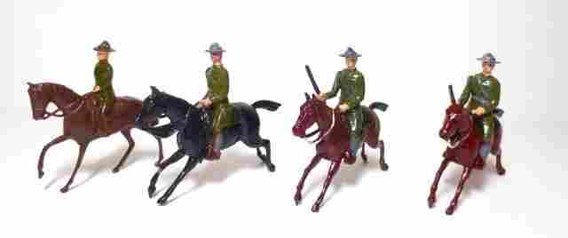 Britains U.S. Cavalry Assortment