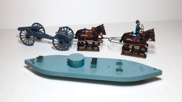Mignot Civil War Union Army Assortment