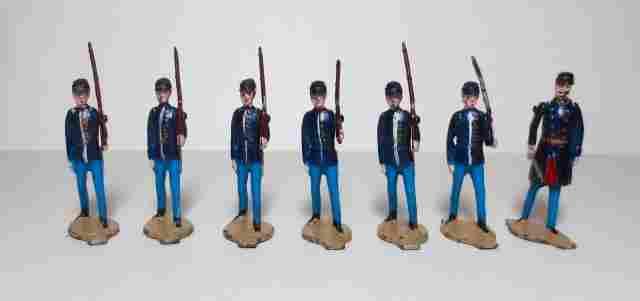Comet Civil War Union Army Set