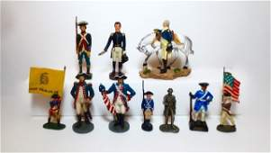 Various Makers Revolutionary War Souvenirs