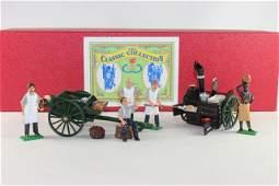 Trophy Miniatures EQ1 The Field Kitchen Zulu War