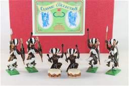 Trophy Miniatures ZS47V War Dance Continues Zulu