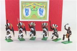 Trophy Miniatures ZS47 War Dance Zulu War