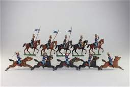 Heyde and Wollner Austrian Cavalry 48mm Size 2