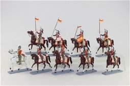 Wollner Spanish Cavalry 48mm Size 2