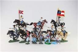 Bussler American Civil War Confederate Cavalry