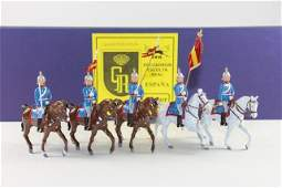 Hirart Spanish Cavalry Colors