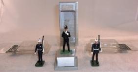 Britains Royal Marine & Policeman