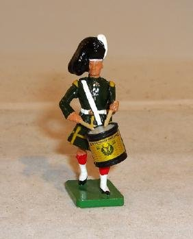 Britains Gordon Highlander