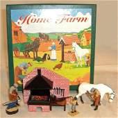 Britains Home Farm Forge Set