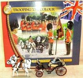 Britains Trooping The Colour