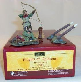 Britains Knights Of Agincourt