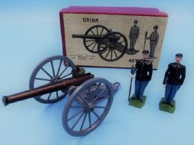 Britains ACW Union Artillery No. 2057