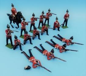 Britains Somerset Infantry