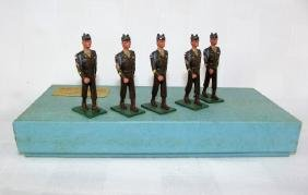 Marcot Miniatures WWII Paratroopers