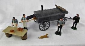 Soldier Center Field Bakery Wagon Set No. 11