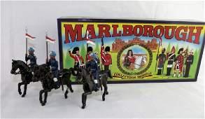 Marlborough D22 17th Bengal Lancers Pipers