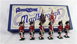 Marlborough Set MF8 Blackwatch Colours Circa 1900