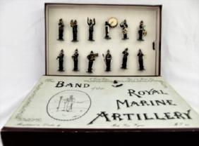 Mark Time Royal Marine Artillery Band Set 1