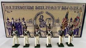 Blenheim West Point Cadets Colours Set
