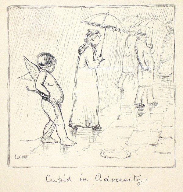 1: William Lathrop - Cupid in Adversity