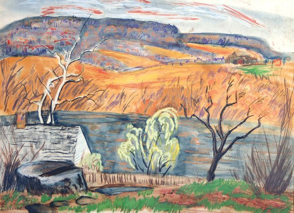 3: Faye Badura - Landscape