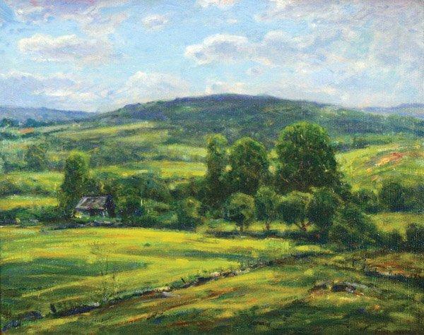 4: Robert Nisbet - Connecticut Landscape