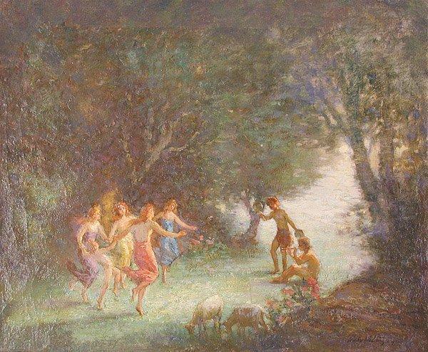 5: Charles Waltensperger - Woodland Reverie