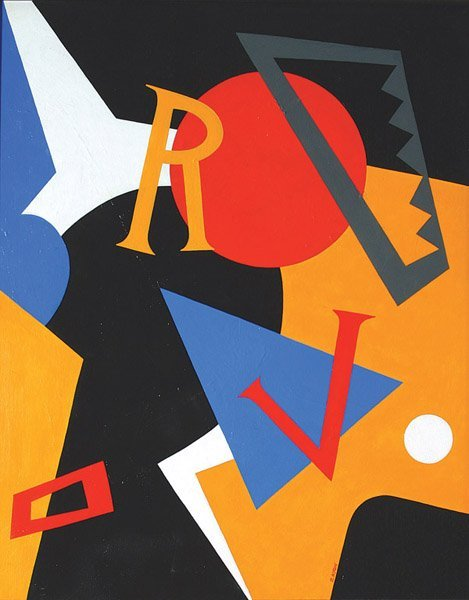6: Seymour Zayon - Abstract