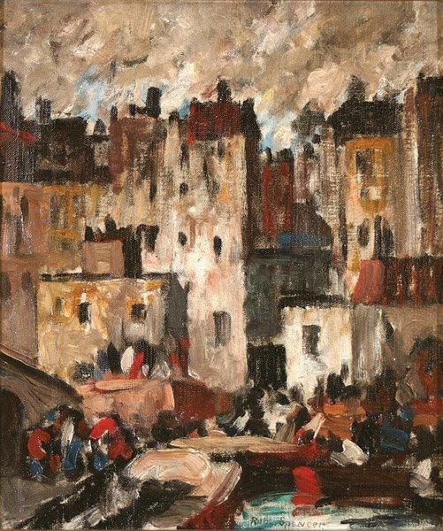 14: Robert Spencer - Foreign City