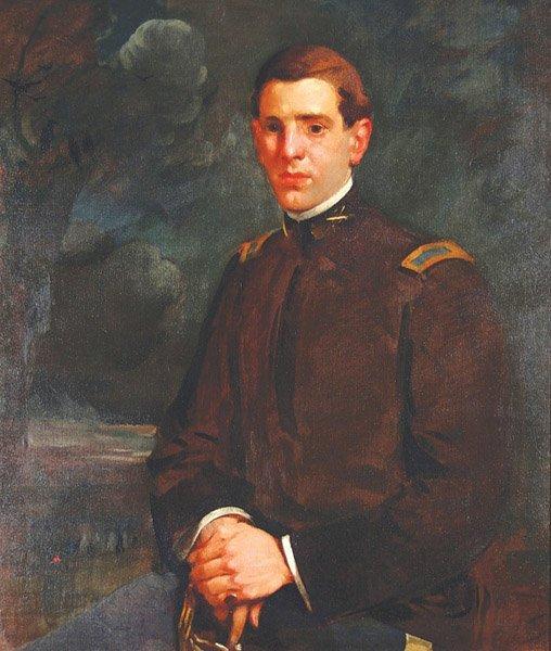 15: Joseph Pearson Jr. - Portrait of a Young Soldier