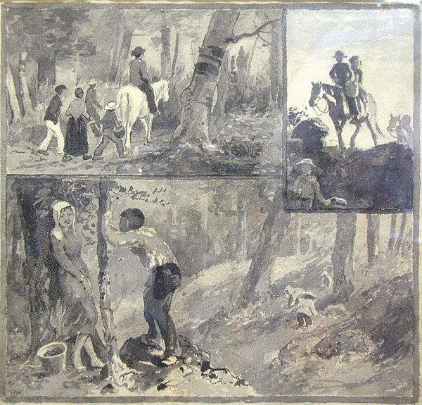 21: William Lathrop - Three Scenes