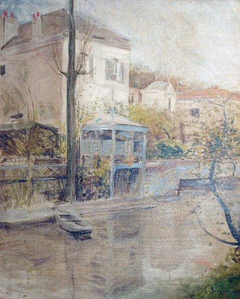 23: Rae Sloan Bredin - Along the Canal