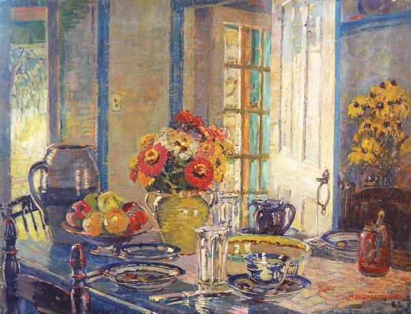 26: M. E. Price - The Breakfast Table