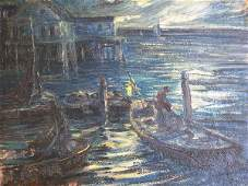 41: Marian MacIntosh - Gloucester Harbor