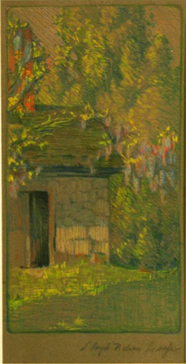 Lloyd Nelson Grofe, Spring House