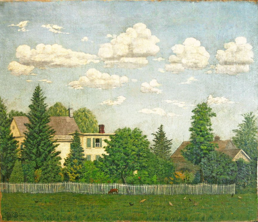 William C. Bauer, American Farm