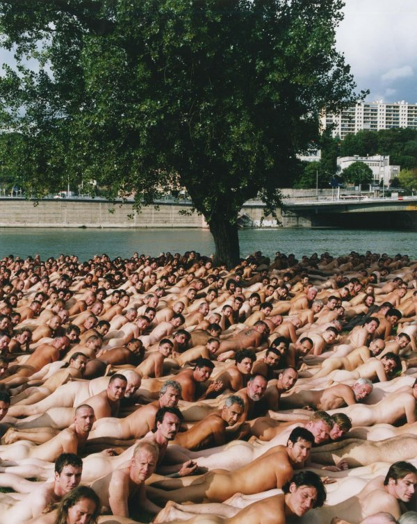 4: Spencer Tunick