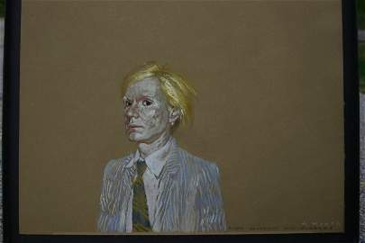 7: Jamie Wyeth