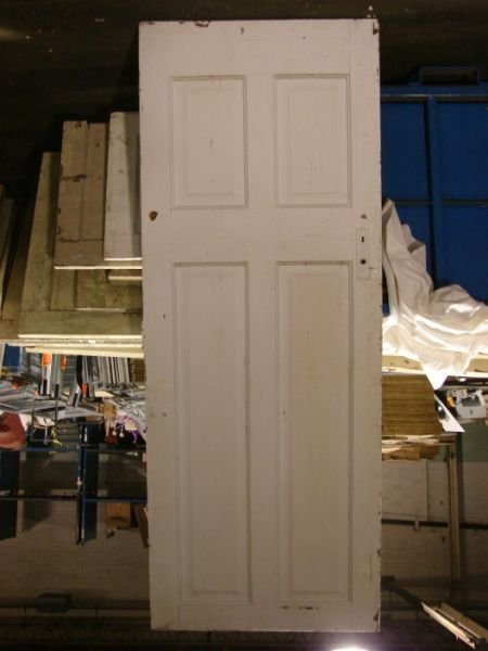 2: Solid Pine Door
